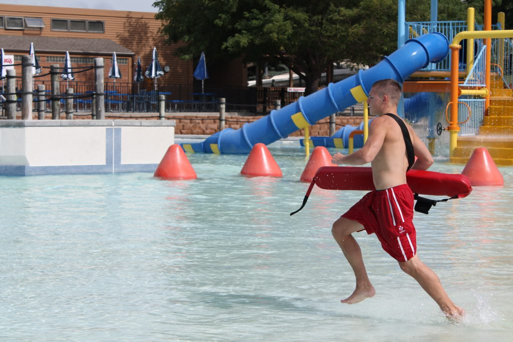 What is the minimum age for lifeguard certification?