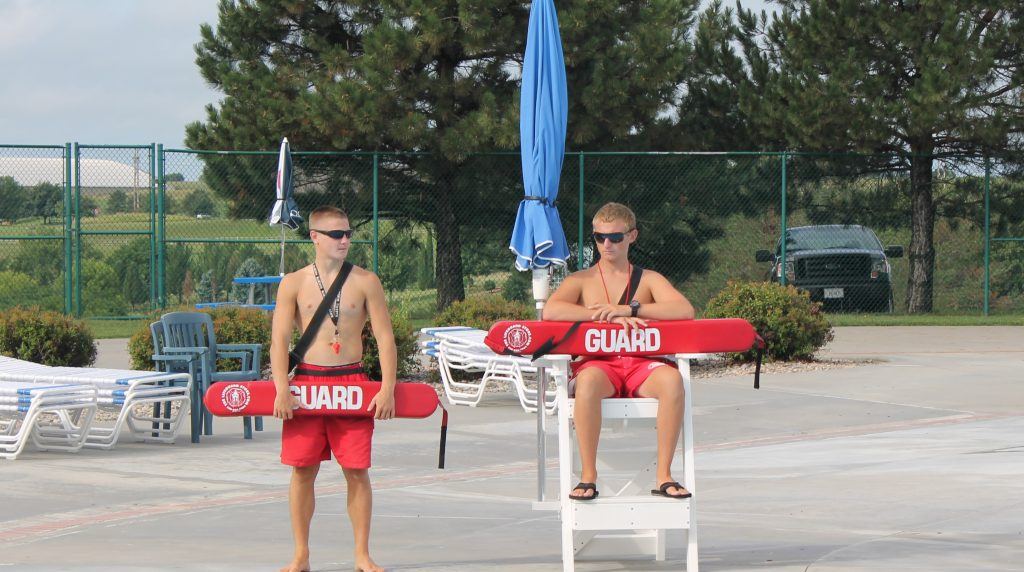 Lifeguard Stations